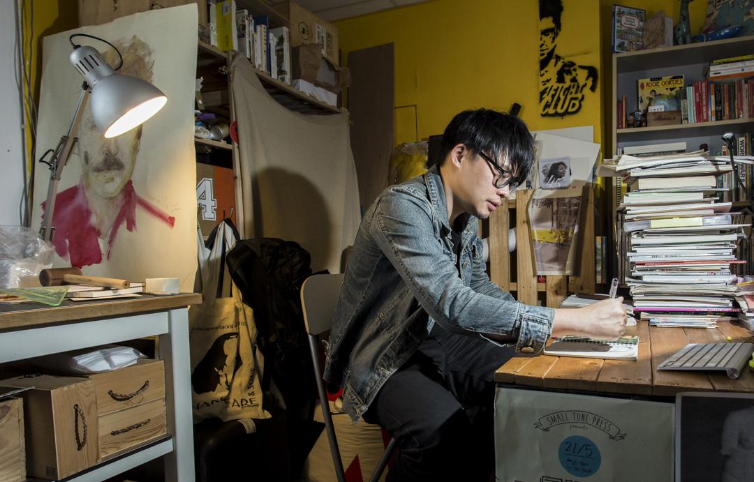 《薄簿仔》、《Zinema》的Forrest Lau。