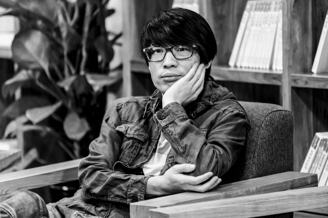 2012年10月28日,中國的知名記者、非虛構寫作者李海鵬作為嘉賓出席北京一個讀者的分享會。