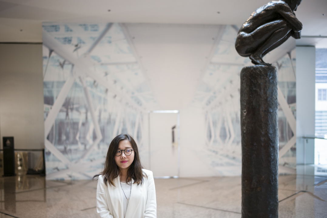 向瑜於2007年從湖北來港於中大升讀學士,她從宿舍由零開始築構她的生活。