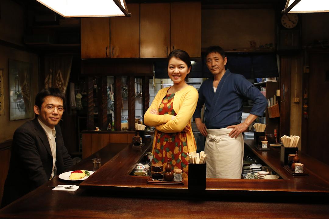 《深夜食堂》日本版劇照。