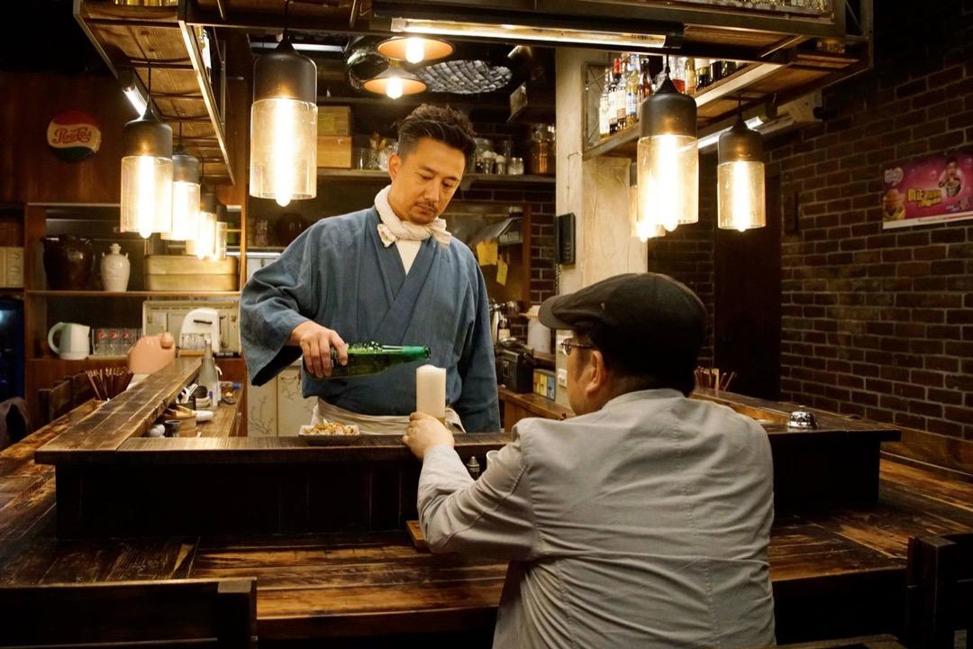 《深夜食堂》劇照。 圖:Imagine China
