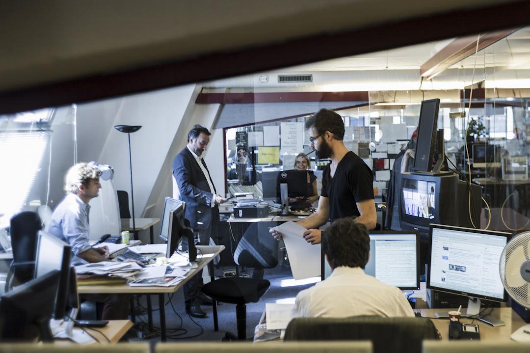 媒體人應靈活運用數據,「教育」一下只看 PV 的客戶甚至機構內的高層決策人員和老闆。透過此舉,正正就是發掘自己內容的價值,理解讀者,將多年在媒體累積的專業發揮於擴展適合的受眾群。 攝:Fred Dufour /AFP/Getty Images