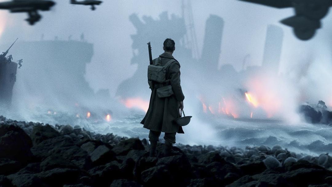 《Dunkirk》電影劇照。