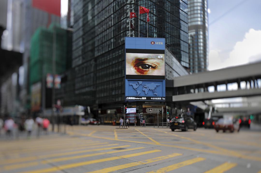 香港看中國,不妨視之為國家守護者,安内攘外是它的職分。但香港也要讓中國明白,把守護的責任看得太高太重,必會窒礙外向型城市的發展,對國家本身沒有好處。 攝:Vincent Yu /AP
