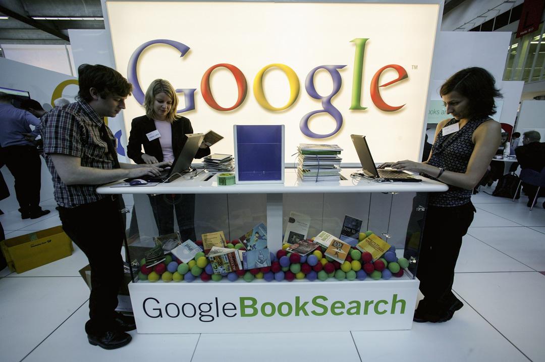 谷歌圖書項目已經掃描了超過2500萬本圖書,查找圖書變得非常方便。谷歌圖書計劃有可能成為最大的在線人類知識體系,而網絡最終則有可能囊括當前圖書館中的絕大部分書籍,只有一些特別私人的或者難以數字化的除外。