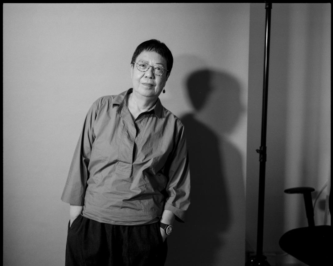 電影《明月幾時有》導演許鞍華。