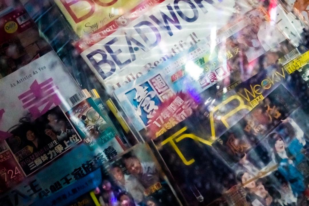 壹傳媒公布與買方 W Brothers Investment Ltd. 達成協議,將出售旗下《壹週刊》及另外5本雜誌。圖為壹傳媒創辦人黎智英。 攝:Stanley Leung/端傳媒