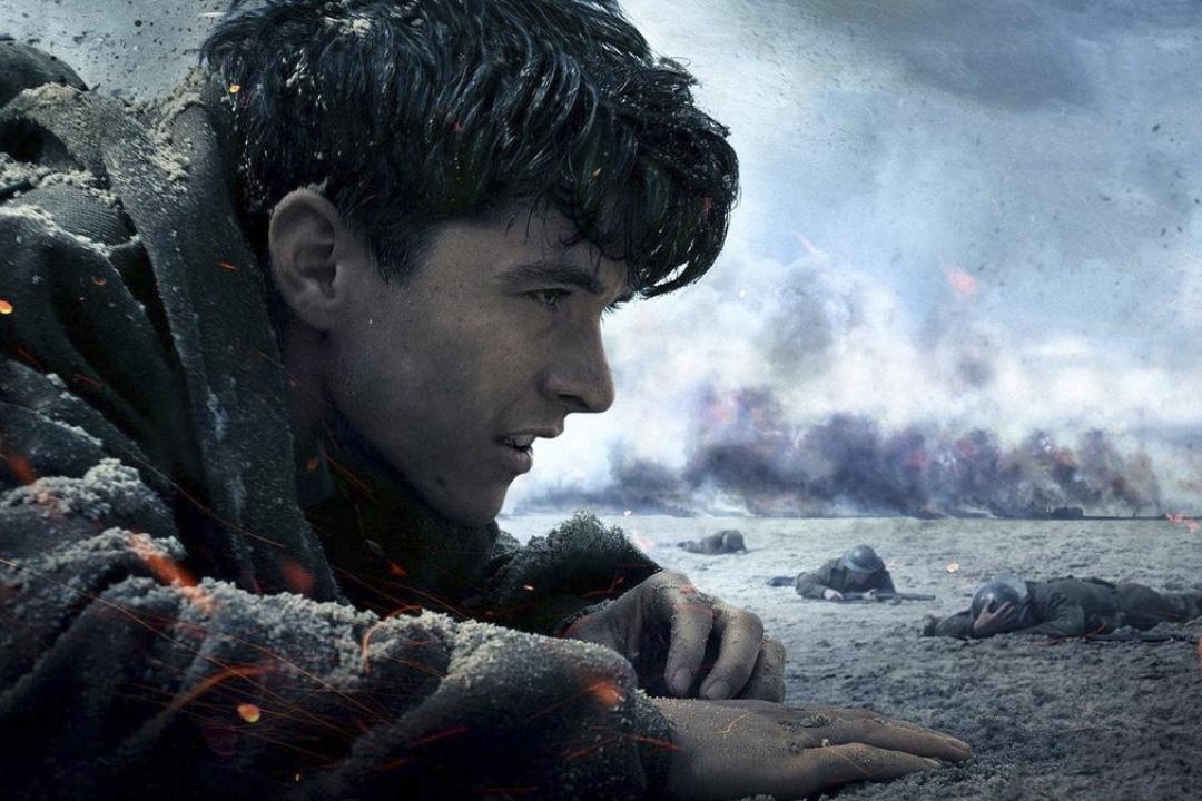 《鄧寇克大行動》(Dunkirk) 電影劇照。 網上圖片