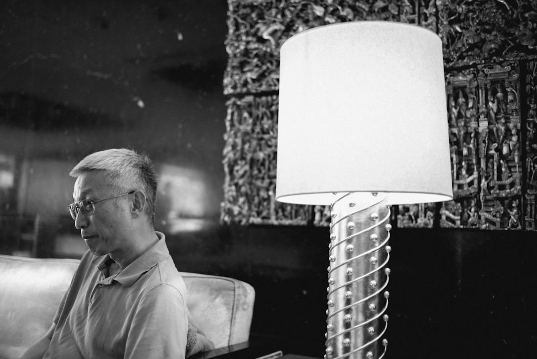 裴敏欣是一位美籍華人,美國政治學家,專長是中國政治經濟、中美關係及開發中國家的民主化,目前擔任美國加州克萊蒙特·麥肯納學院政府學教授、凱克國際戰略研究中心主任。 攝:林振東/端傳媒