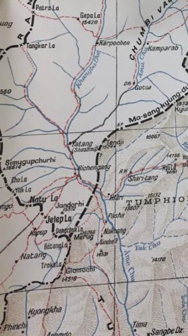 1910的英國地圖。