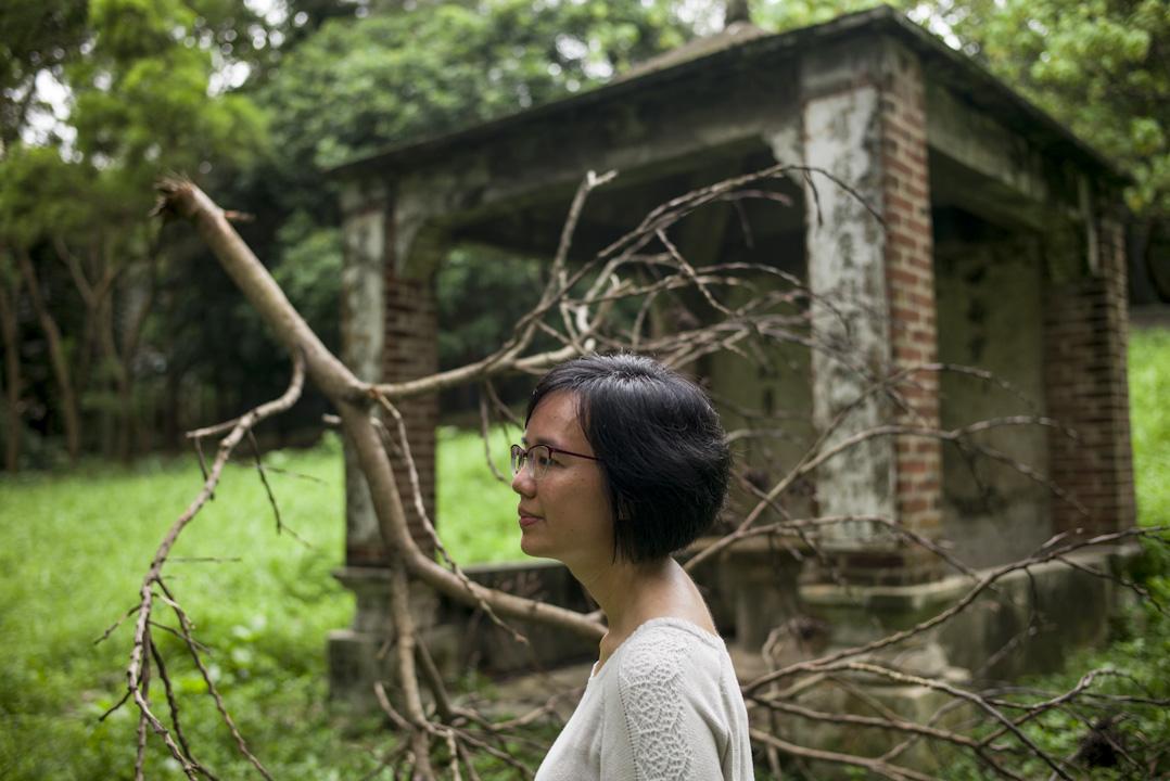 《不漏洞拉:越南船民的故事》作者黃雋慧