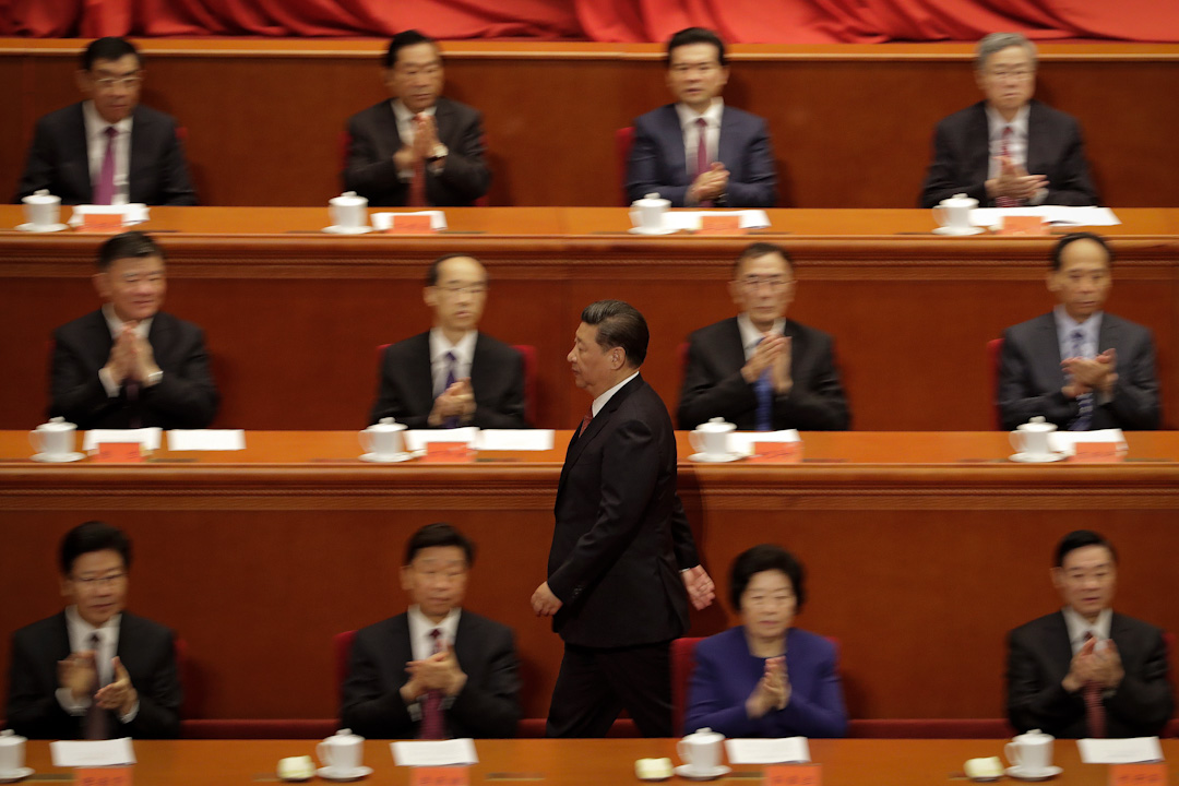 中國國家主席習近平在7月31日的閱兵典禮上指出,中國比歷史上任何時期都更接近中華民族偉大復興的目標,都更需要建設一支強大的人民軍隊。