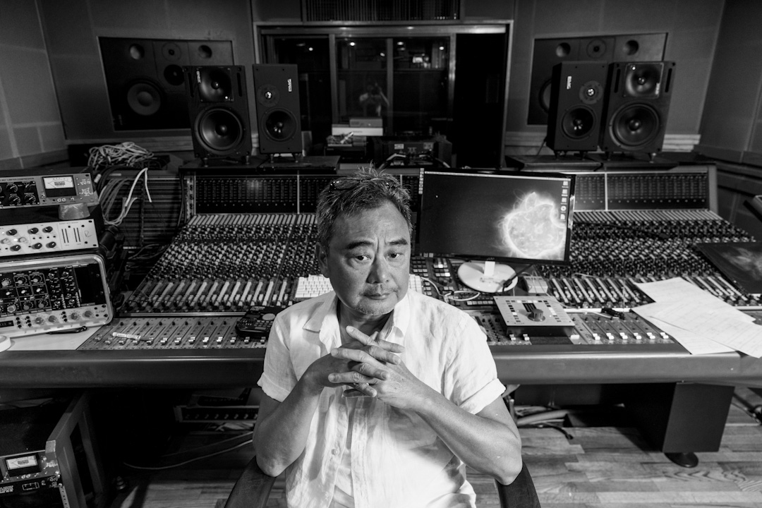 陳昇把自己人生中第三十張專輯給了「麗風」,也給了它所在的這片眷村,《南機場人》,在「麗風」被推平後不久會面世。 攝:張國耀/端傳媒