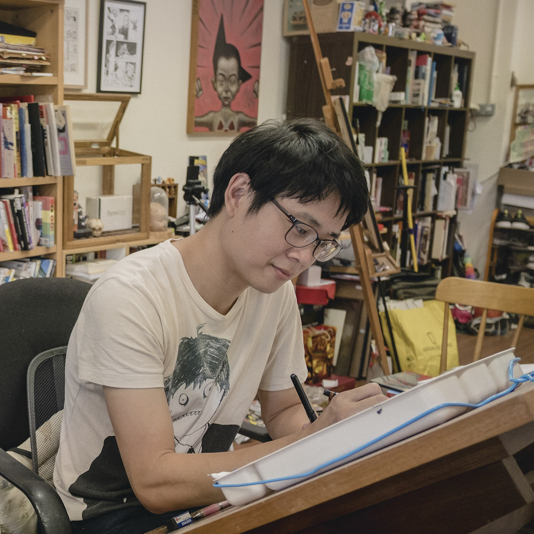 劉敬賢並不是對抗者,他只希望以包容性來對待歷史,通過漫畫家的漫畫視角來講述新加坡的歷史,漫畫不是只能用來展現超級英雄或者報紙上的小幽默。