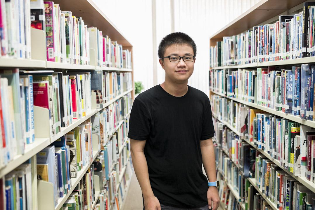 Jason雖然也會參加DSE,但主要精力放在了申請美國大學上。他最想攻讀計算機,畢業後自己創業,而對於申請美國大學,從小開發APP的經歷,為他的申請增色很多。