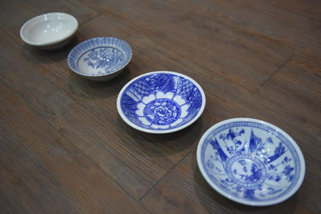 清輝窯瓷器曾經佔據台灣小吃店六成市場,80年代後,進口的廉價大陸貨嚴重打擊既有市場。