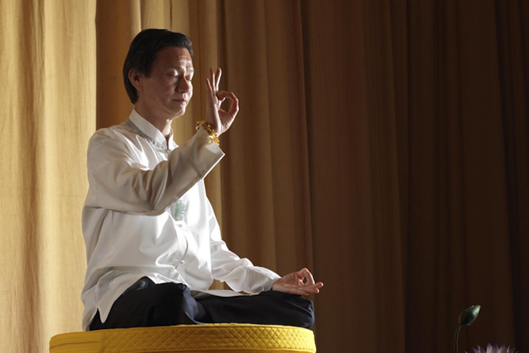 台灣「佛教如來宗」創始人妙禪。