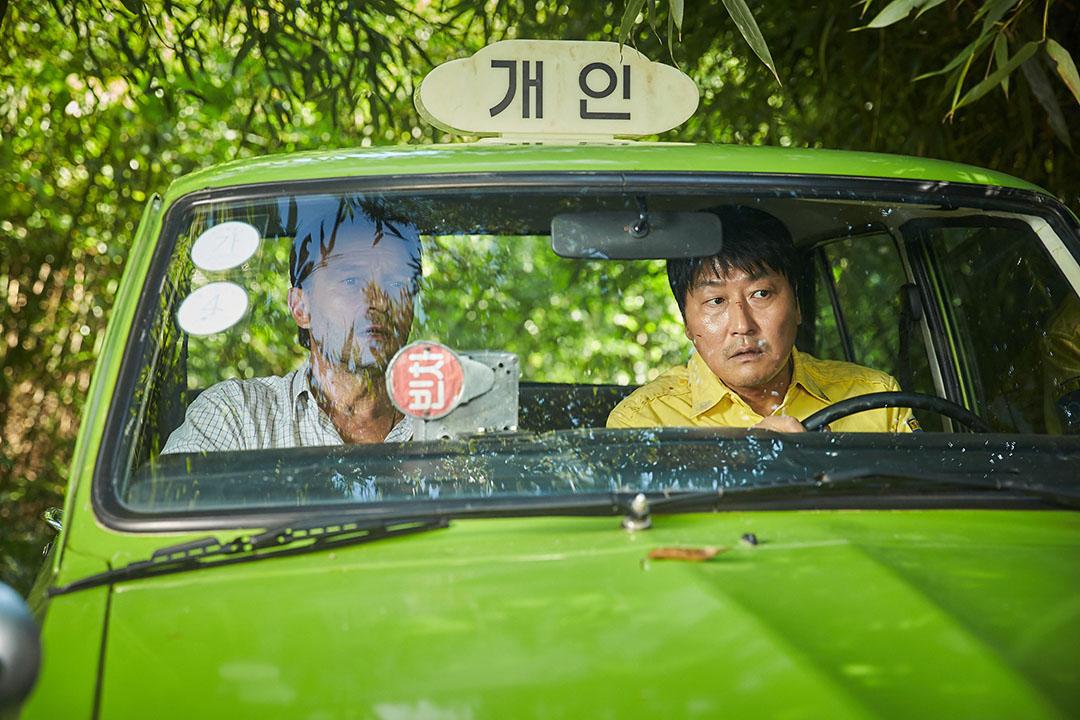 《逆權司機》電影劇照。  圖:Golden Scene 提供