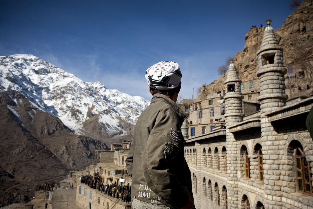 伊朗,穆斯林朝聖。