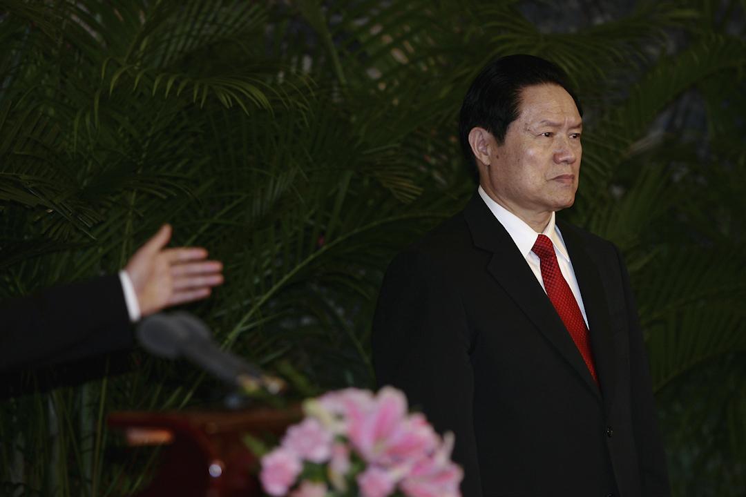 2007年中共十七大,周永康進入中共權力核心,任中央政治局常委兼中央政法委書記。