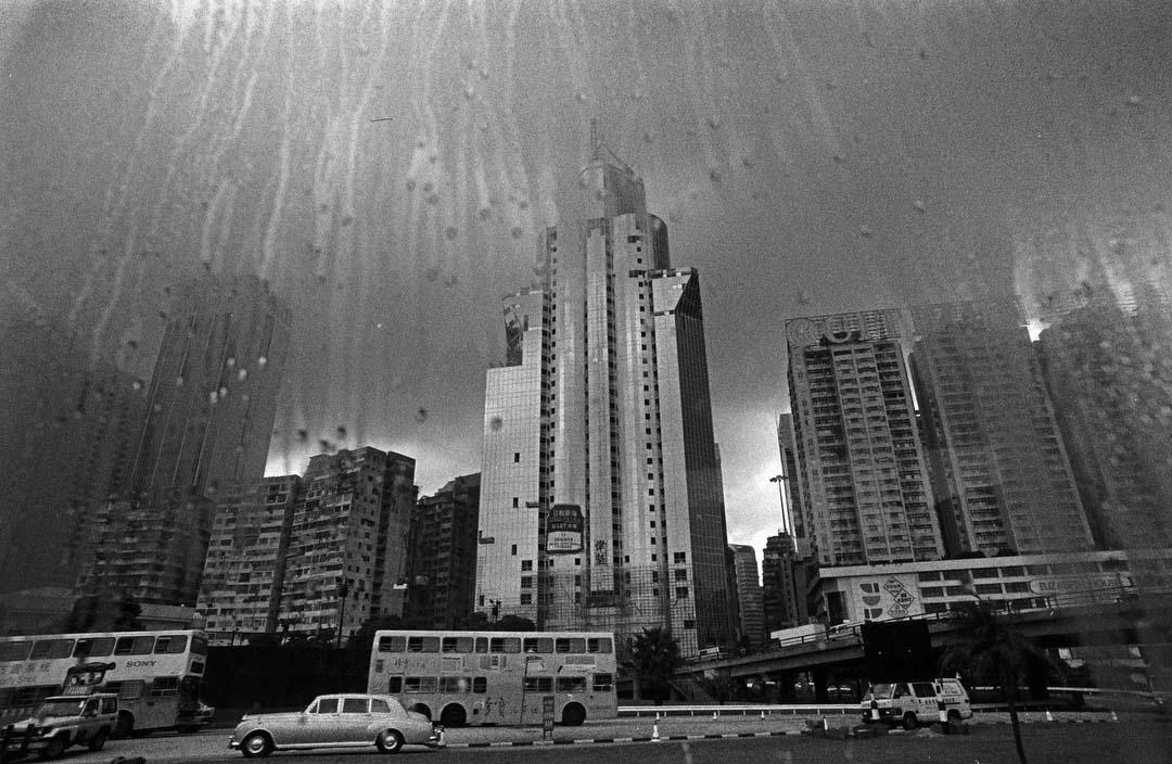 1992,銅鑼灣。
