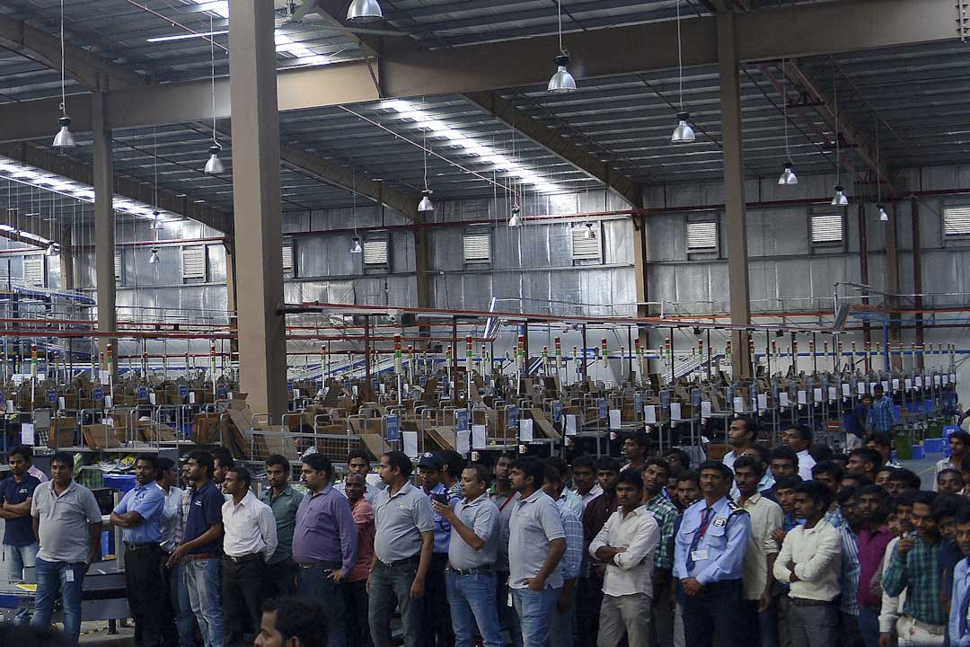 Flipkart是兩名Amazon前員工以不足1萬美元於2007年成立,現在已是印度最大、市值最高的電商。