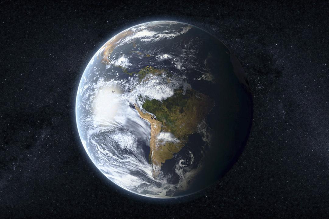 「當環境崩壞無法被忽視,人類文明會怎樣回應?」 攝:Ian Cuming / Getty Image