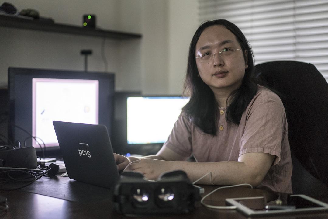 唐鳳將自己定位為「公僕的公僕」,希望運用數位技術、系統輔助公務體系解決問題。
