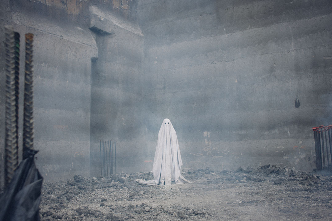 電影《再見魅了緣》(A Ghost Story) 劇照。