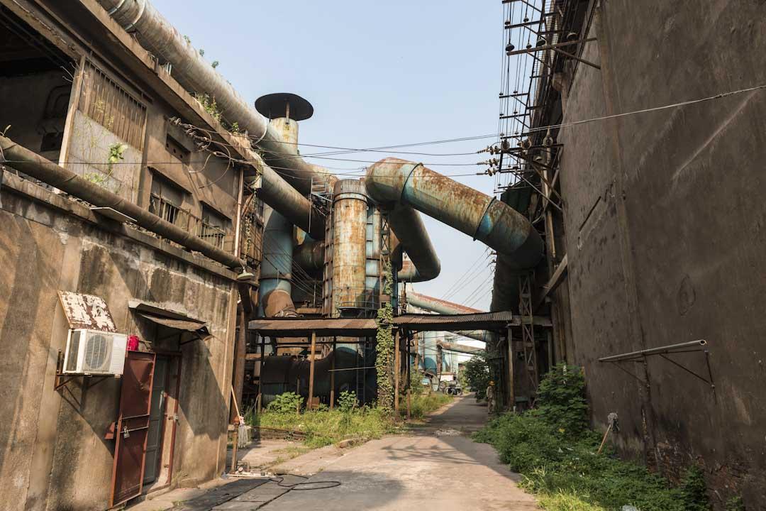 漢陽鐵廠是中國近代最早的官辦鋼鐵企業。1890年誕生的漢陽鐵廠,是當時中國第一家,也是最大的鋼鐵聯合企業。