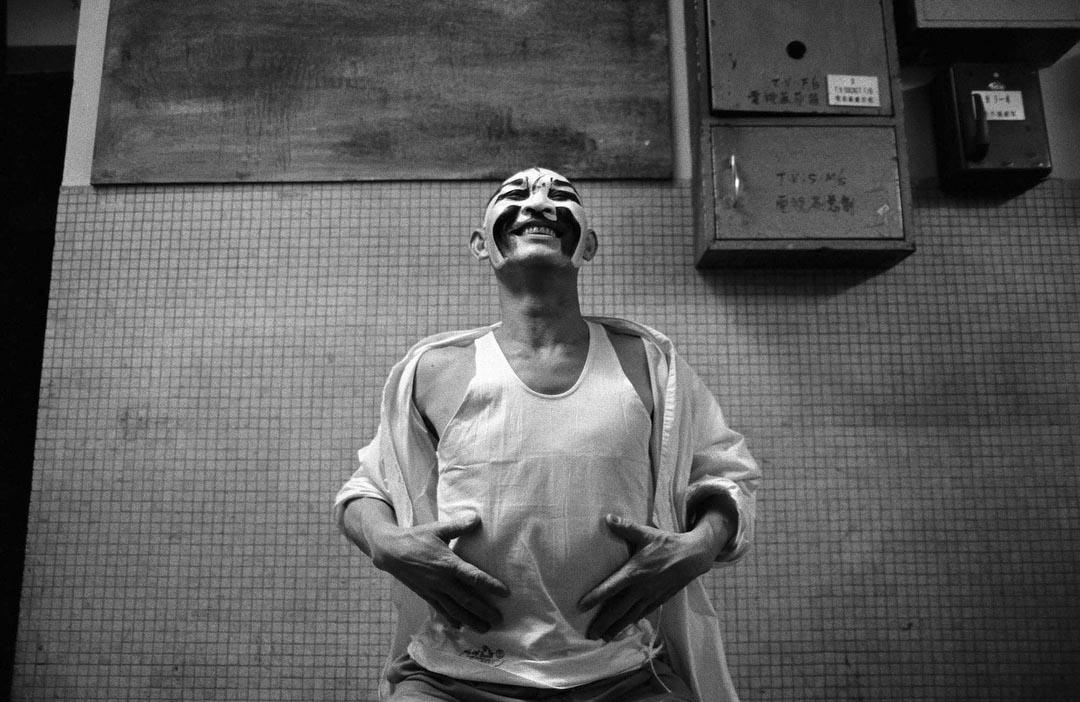 1987年,京劇笑・北角。
