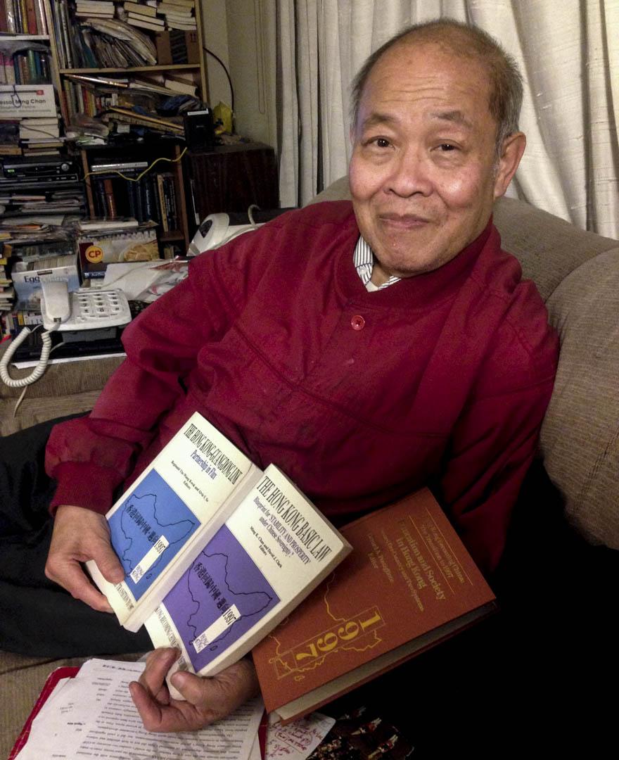 史丹福大學東亞研究中心客座研究員陳明銶教授。