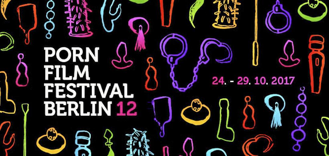 2017柏林色情電影節宣傳海報。