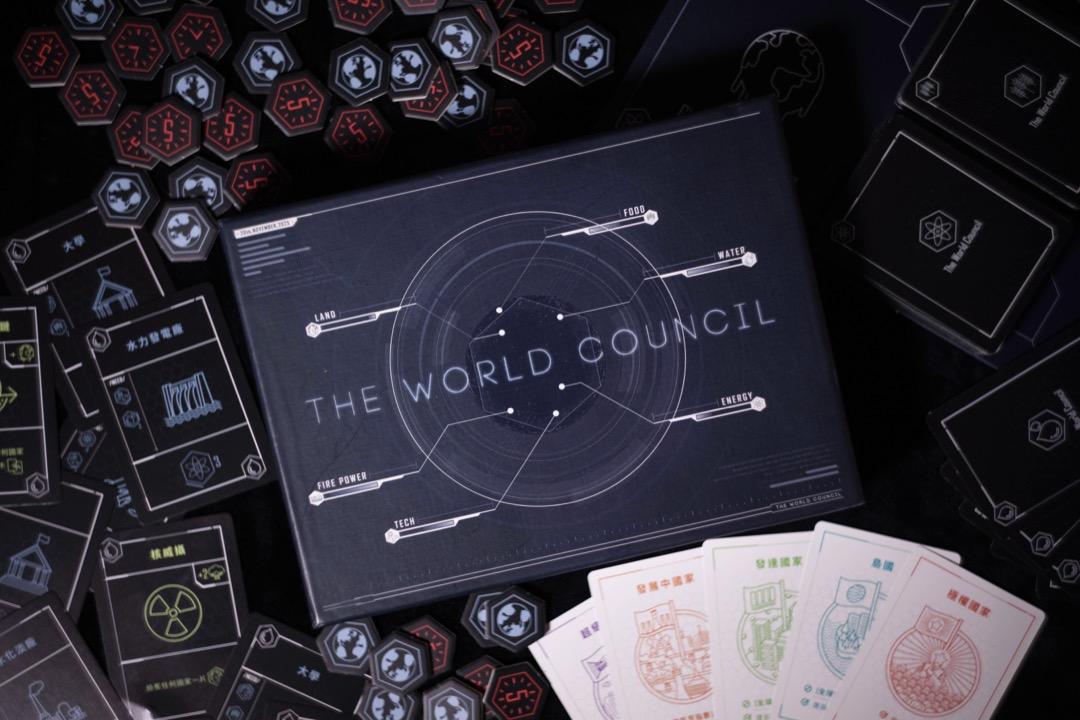 在《世界議事會》中,你將扮演虛擬的國家領袖,卻可以體驗到真實的國家角力。 攝:Stanley Leung/端傳媒