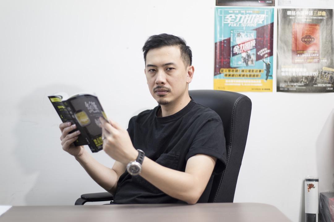 點子出版總編輯余禮禧