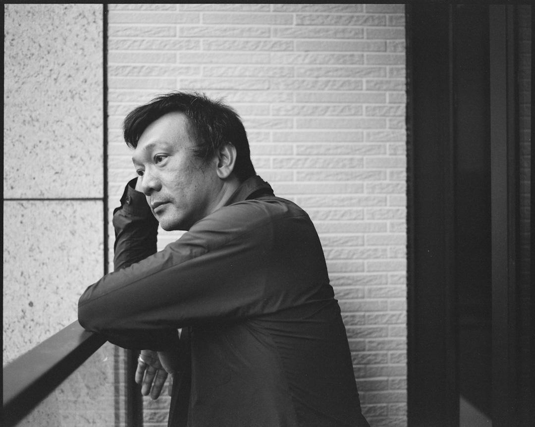 電影《大佛普拉斯》導演黃信堯。 攝:Stanley Leung/端傳媒