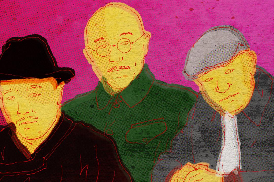 三浦研一在中國生活了整整20年,其中有18年是在各類電視劇、電影中出演「日本鬼子」。這份工作,兩面不討好,不僅被中國人咒罵,也會令日本人不滿。 圖:Tsengly / 端傳媒