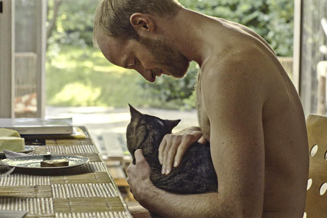 《愛是一隻貓》(Kater, Händi Klaus, 2016)電影劇照。