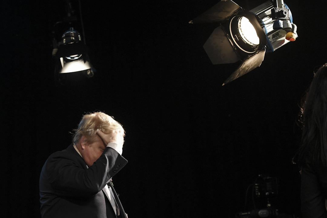 2017年11月2日,英國外相約翰遜(Boris Johnson)於「終止針對記者犯罪不受懲罰現象國際日」(International Day to End Impunity for Crimes against Journalists) 當天訪問倫敦傳播學院。
