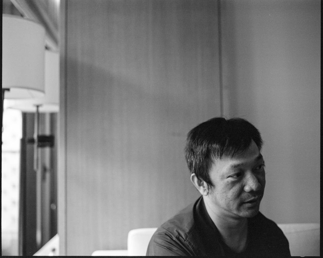 電影《大佛普拉斯》導演黃信堯。