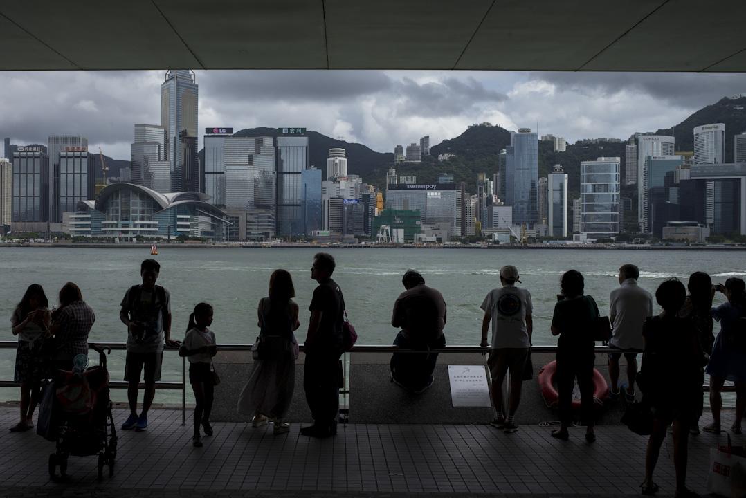 中國和國際最像、最接軌的地方還是香港,所以如果國內軟實力在香港實踐得好,要好過去外面開五萬間孔子學院。 攝:林振東/端傳媒