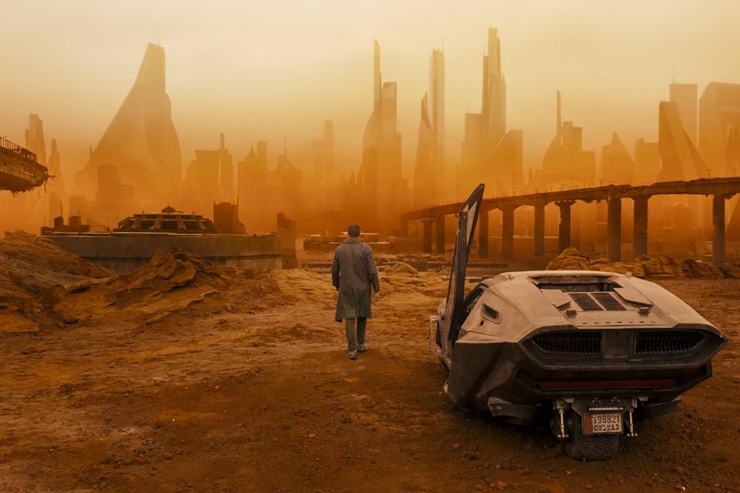 《銀翼殺手2049》劇照。    攝:Imagine China