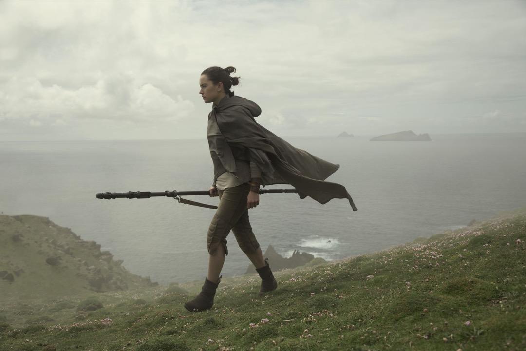 《星球大戰VIII:最後絕地武士》劇照。 圖片來源:Imagine China