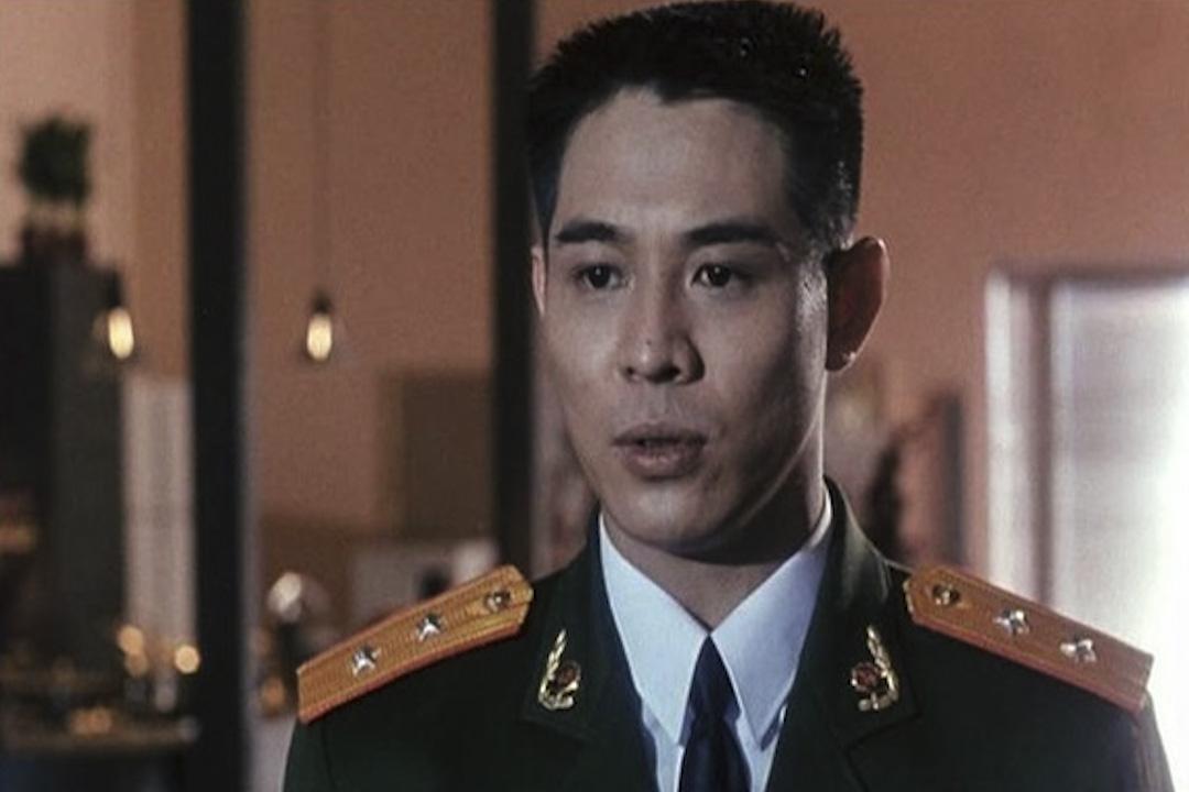 《中南海保鑣》電影截圖。