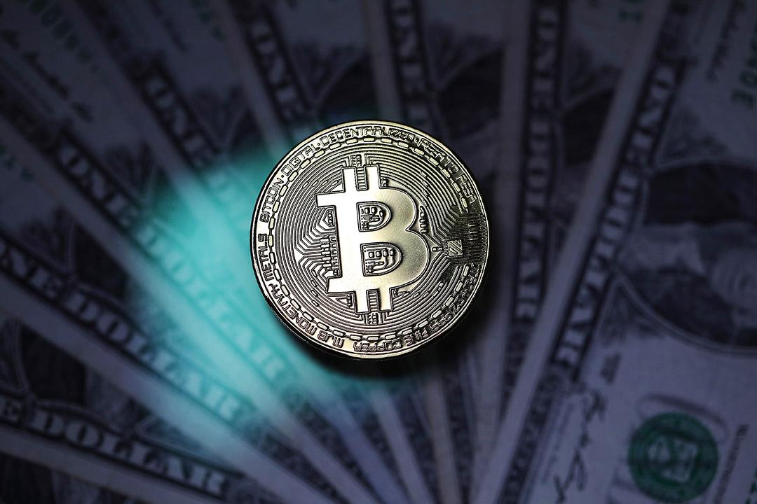 12月18日,比特幣正式登陸美國芝加哥商品交易所(CME)。 攝:Dan Kitwood / Getty Images