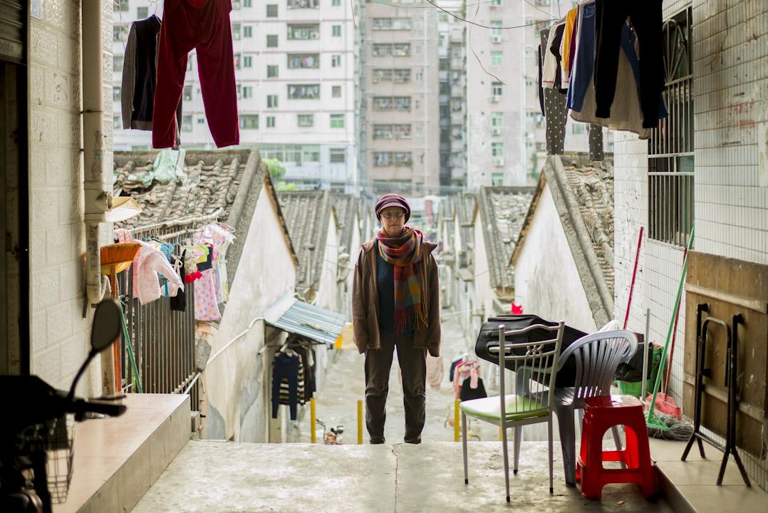 1995年,三十歲出頭的馬立安為撰寫博士論文而來到深圳,研究「改革開放後城市化過程中的文化變遷」,自此定居深圳已二十多年。 攝:林振東/端傳媒