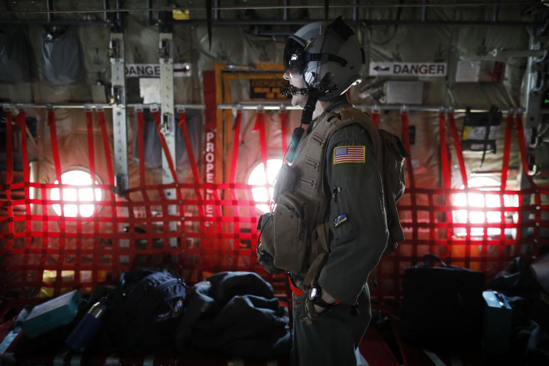 美國總統特朗普上台後,朝核問題在美國戰略性決策的優先順序上,地位躍居前列。圖為12月初的Vigilant ACE的美韓聯合空中演習。