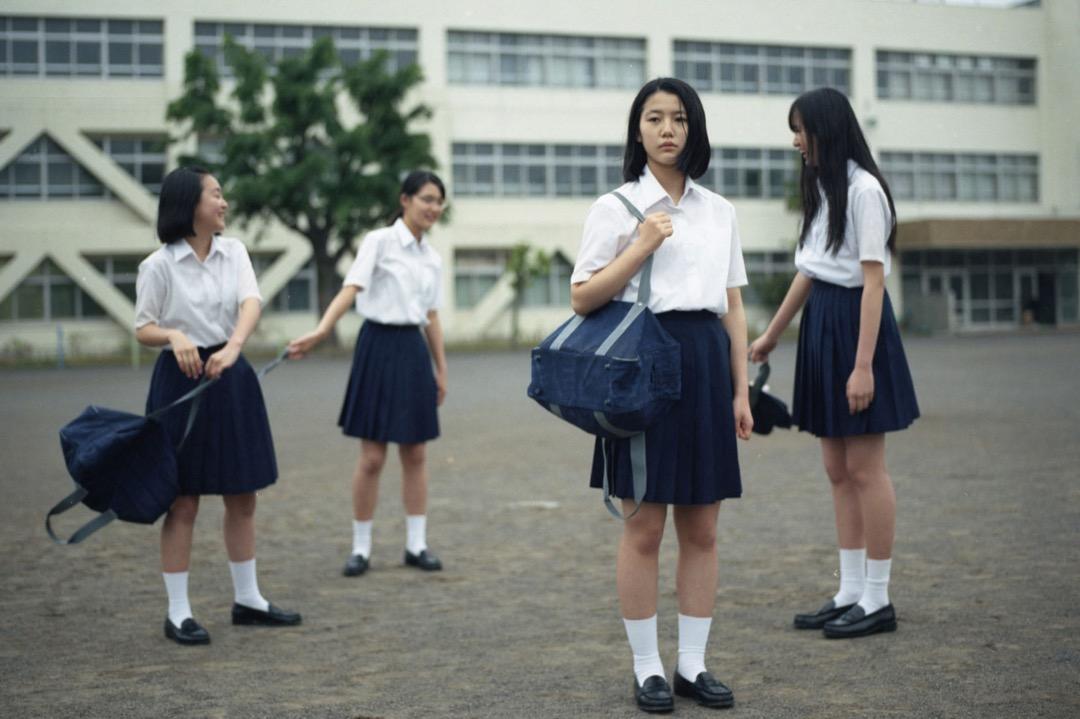 電影《金魚亂倒少女日記》劇照。 圖片來源:網上圖片
