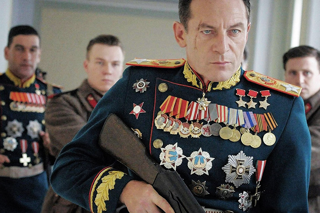 電影《The Death of Stalin》劇照 。