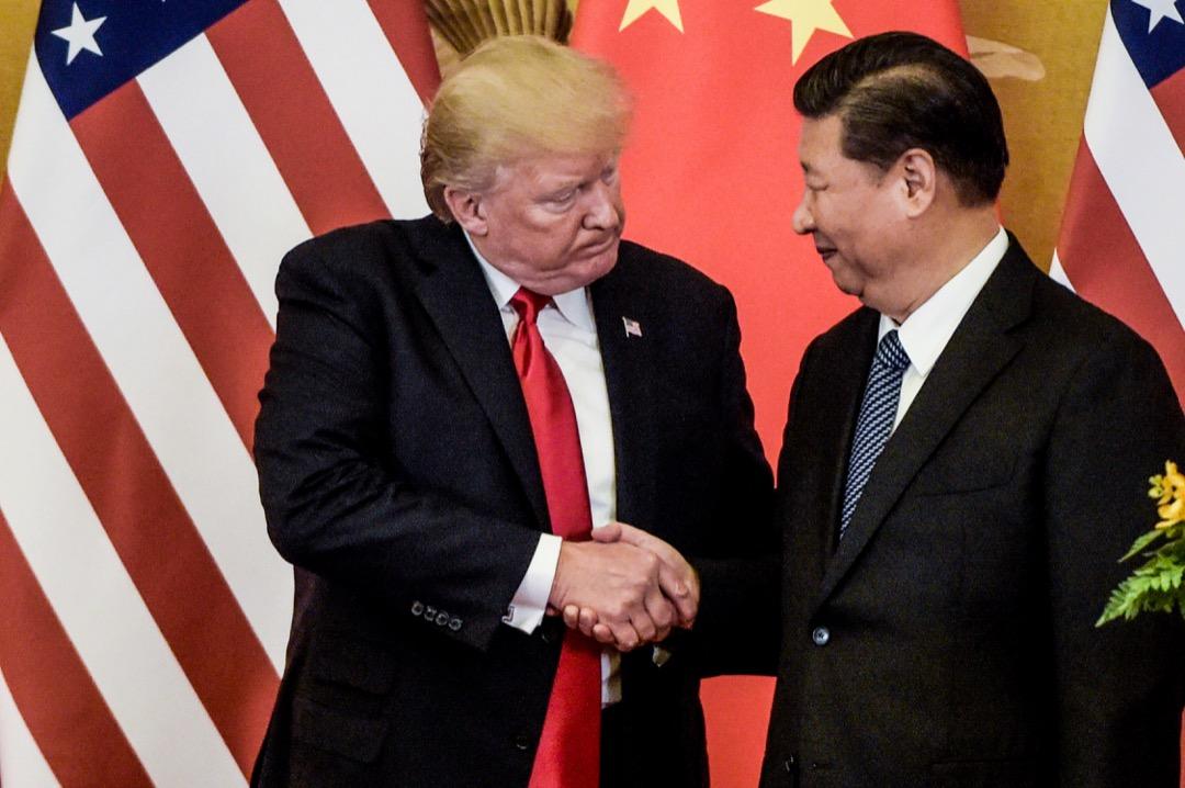 美國對現實與未來大國競爭的設想主要是針對中國的,因為美國看到中國在總體國力、國力向軍事力量轉化、科技發展決心以及對地區已有影響行為方面規模。